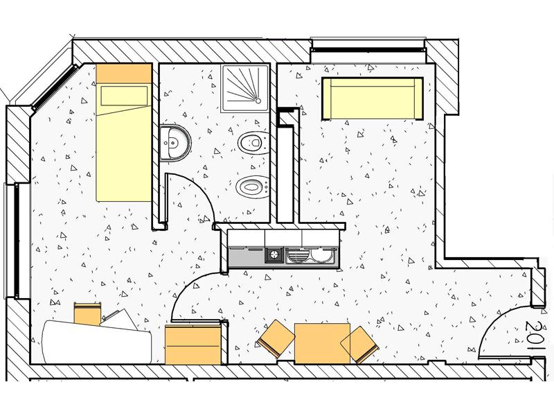 Appartamento 201