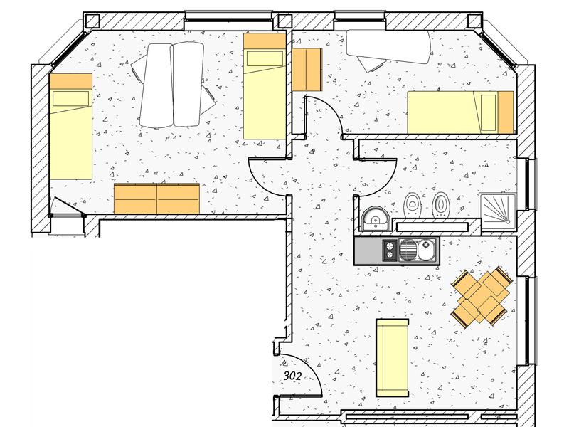 Appartamento 301